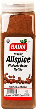 Allspice ground 16 oz